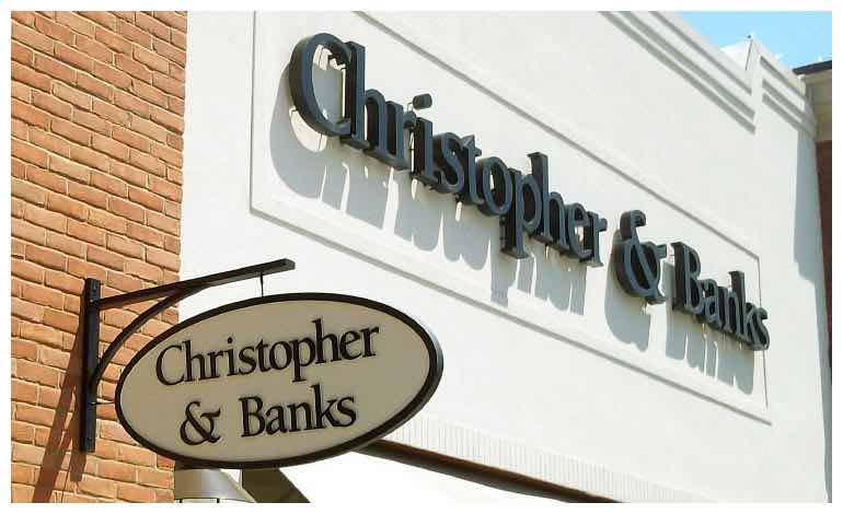 Christopher and Banks Bozzman Sign