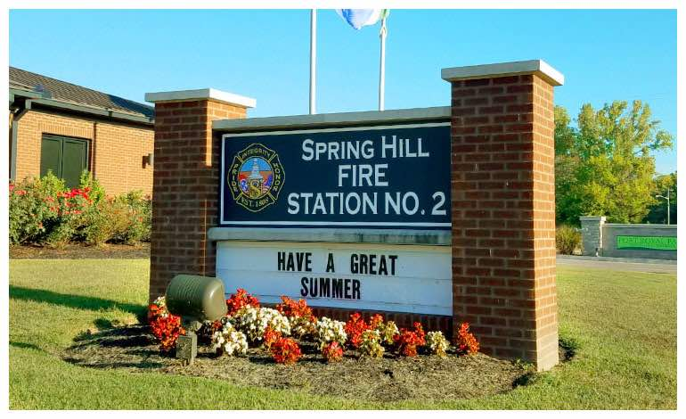 Spring Hill Fire Station